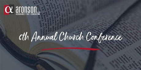 Aronson's 6th Annual Church Conference tickets