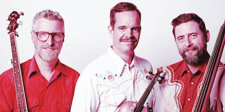 The Lonesome Ace Stringband CD Release tickets
