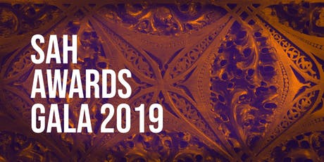 SAH Awards Gala tickets