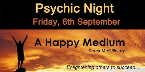 Psychic Night with A Happy Medium
