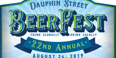 Dauphin Street Beerfest starting at The Garage tickets