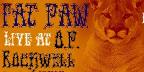 Fat Paw tickets