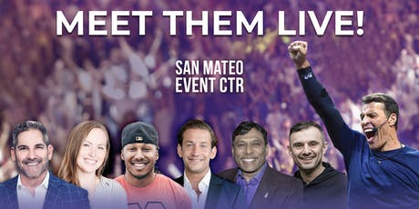 Real Estate Wealth Expo with Tony Robbins, Grant Cardone, & Gary Vaynerchuk tickets