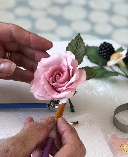 Sugar Craft Flower Workshop