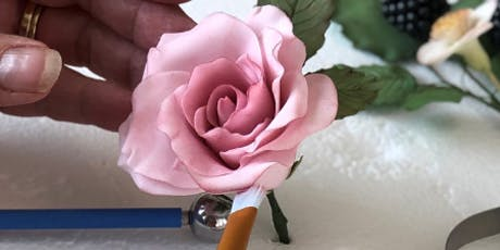 Sugar Craft Flower Workshop tickets