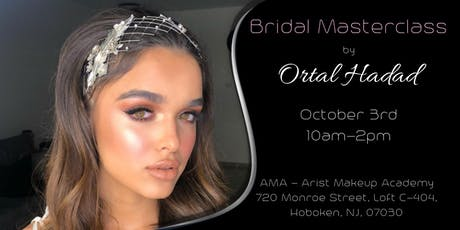 Bridal Masterclass by Ortal Hadad tickets