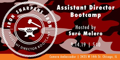 Assistant Directors Bootcamp led by Saró Melero tickets