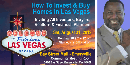 How To Invest and Buy Homes In Las Vegas - Seminar