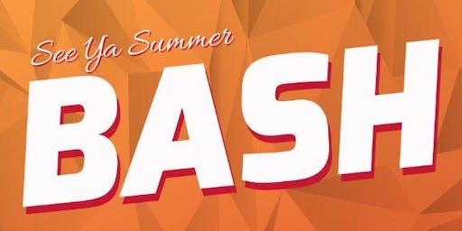 See Ya Summer Bash!
