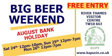 Big Beer Weekend tickets