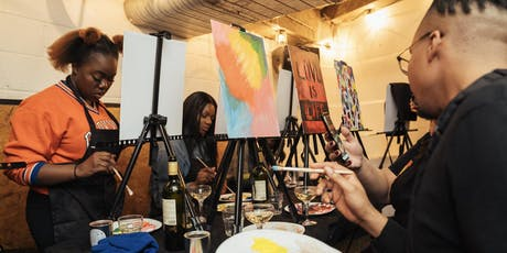 Bubble & Stroke, The Sip & Paint Party tickets