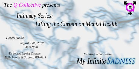 Intimacy Series: Lifting the Curtain on Mental Health tickets