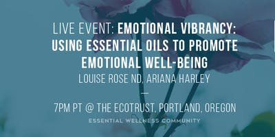 Emotional Vibrancy: Using Essential Oils to Promote Emotional Well-Being