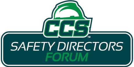 CCS October Safety Directors Forum: CCS Changes Coming in 2020