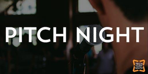 Student Pitch Night