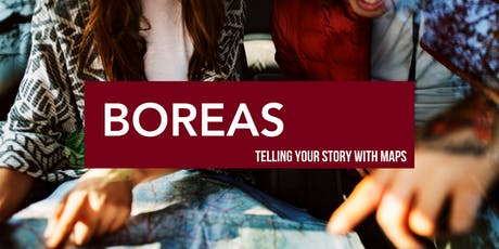 Boreas Workshop: Telling Your Story With Maps tickets