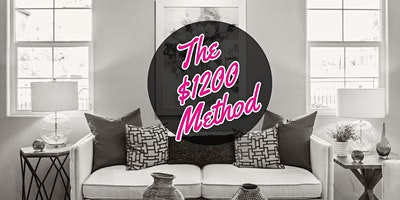 The $1200 Method to Home Ownership