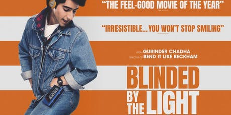 Blinded By The Light tickets