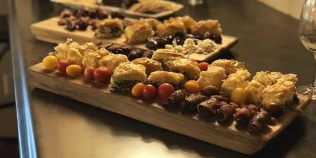 How to Make a Charcuterie Board with Gum Creek Boards tickets