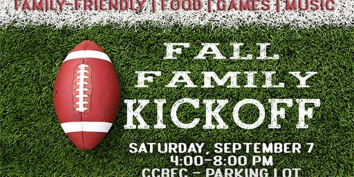 Family Fall Kick-Off Festival