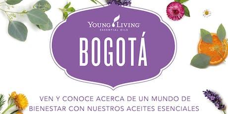 YOUNG LIVING UN MUNDO DE BIENESTAR entradas