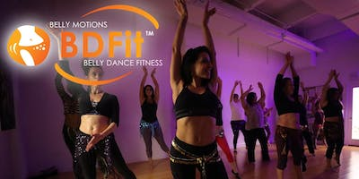BELLY DANCE FITNESS INSTRUCTOR TRAINING - AFAA APPROVED