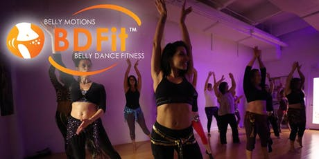 BELLY DANCE FITNESS INSTRUCTOR TRAINING - AFAA APPROVED tickets