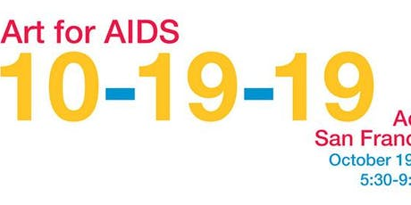 Art for AIDS Volunteers Needed - Friday and Saturday October 18 & 19, 2019 tickets