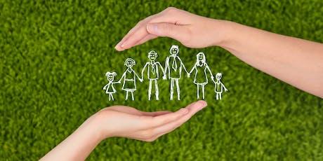 Introdução ao Treinamento em Saúde Neurofuncional da Criança & Família tickets