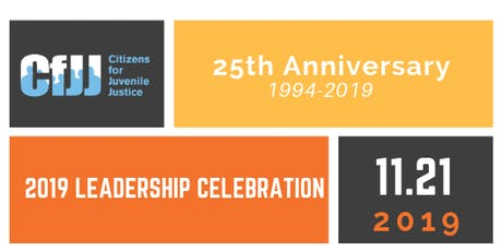 CfJJ's 2019 Leadership Celebration - Tickets Available at the Door tickets