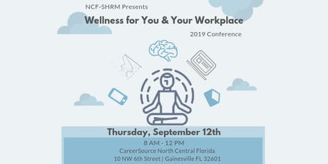 2019 NCF-SHRM Conference tickets