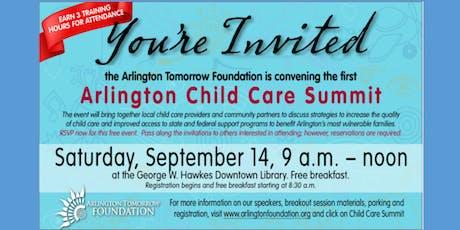 Child Care Summit tickets