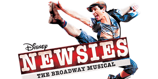 Newsies MATINEE SHOW (Saturday 3/21, 1:00 pm)