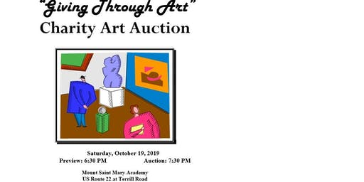 "Mount Saint Mary Academy ""Giving Through Art"" Charity Art Auction"
