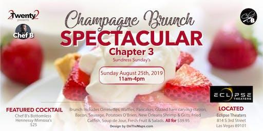 2Twenty2 Presents Chef B.'s Champagne Brunch Spectacular Chapter 3