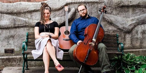 Music Night: Abigail Stauffer and Dave the Cellist