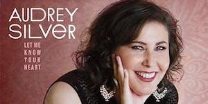 Audrey Silver Album Release Performance at Zinc Bar