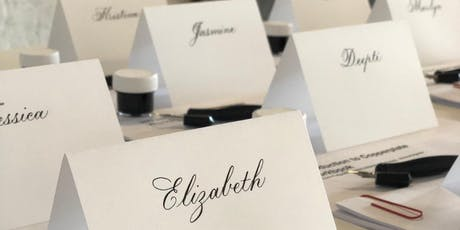 Introduction to Copperplate Calligraphy tickets