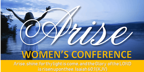 Arise Women's Conference tickets