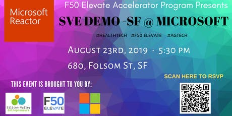 SF Demo Night @ Microsoft #Healthtech | SVE.io tickets