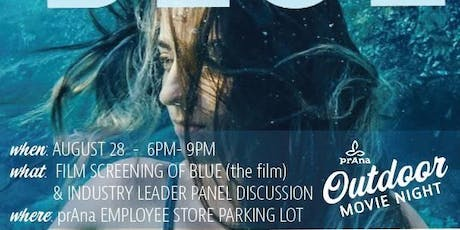 "Outdoor Movie Night - Documentary ""Blue"" tickets"