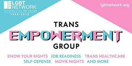 Trans Empowerment Group Presents: Self Defense!  tickets