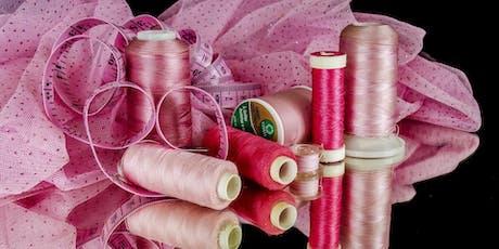 Saturday Sew Wrap Skirt tickets