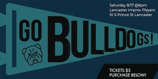 Go Bulldogs! 8/17