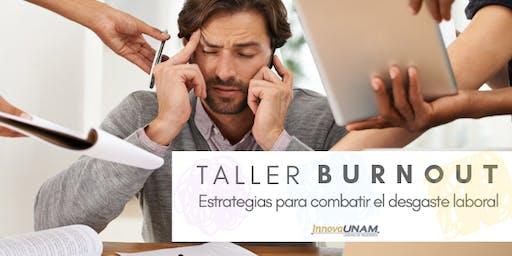Taller Burnout: Estrategias para combatir el desgaste laboral