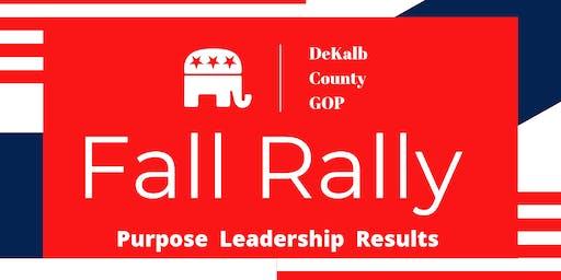 DeKalb County GOP Fall Rally