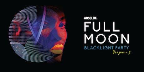 Full Moon Blacklight Party tickets