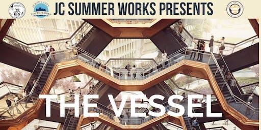 The Vessel in Hudson Yards