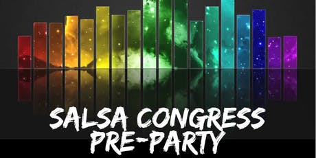 Salsa Congress Pre-Party 2020 tickets