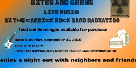 Bites And Brews  tickets